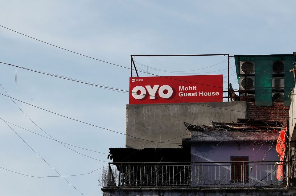 SoftBank-backed Oyo to file for $1.2 bln IPO next week